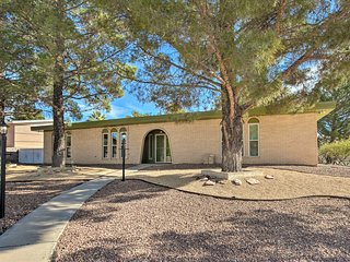 The home is within minutes of several hiking trails!