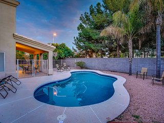 NEW! 6 BR Chandler Home w/ Heated Pool!