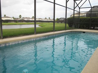 CL45 : 5BR/3.5B Lake View, Pool, close to Disney