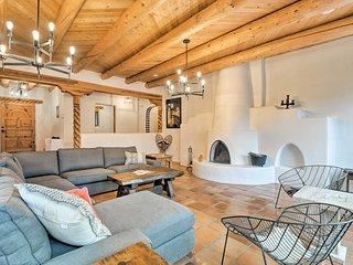 NEW! Updated El Prado Home w/Game Room & Mtn Views