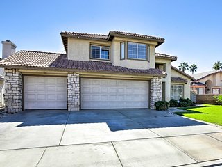 NEW! La Quinta Home w/Pool -Walk to Tennis Garden!