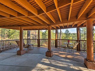 NEW Flagstaff Apt on 4 Acres w/Deck&Forest Views