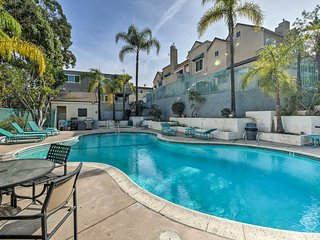 NEW-Condo w/Pool Access 10 Mi. to LA+Venice Beach!