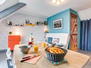 1 bedroom Apartment in Quiberon, Brittany, France : ref 5636811
