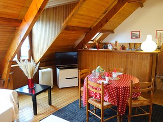 1 bedroom Apartment in Cancale, Brittany, France : ref 5541819