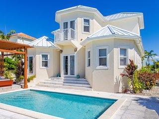 Waterfront Leeward Villa
