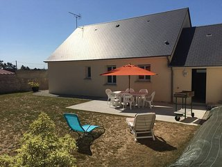 3 bedroom Villa in Créances, Normandy, France : ref 5441943
