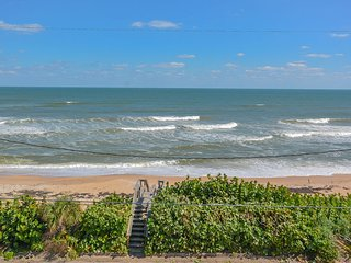 6368S - Oceanfront on Car Free Beach