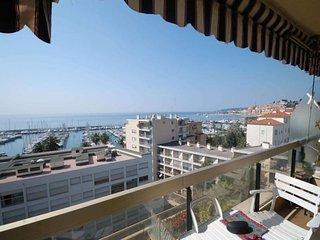 Beau 2Pavec grande terrasse et magnifique vue mer