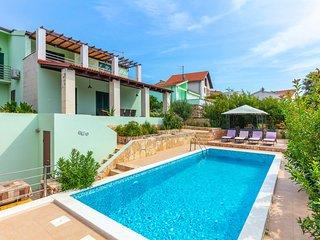 Villa Marina with a pool