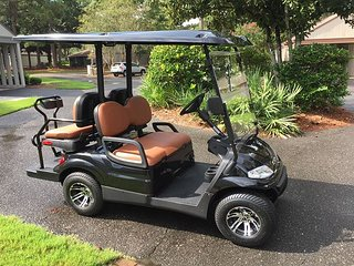 Close to the Village of Baytowne Wharf! Golf Cart ~ Free Parasailing!