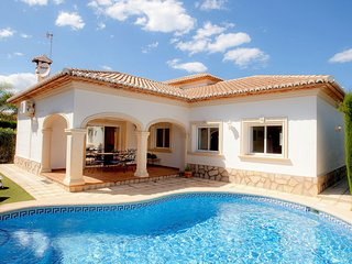 3 bedroom Villa in Setla, Valencia, Spain - 5688085