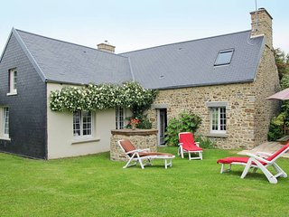 3 bedroom Villa in Créances, Normandy, France : ref 5441938
