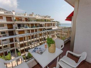 3P proche plages avec terrasse et parking