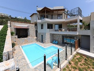 Gorgeous Eco Friendly Seaside Athens Villa. Nothing Like the Beauty of Sxinas