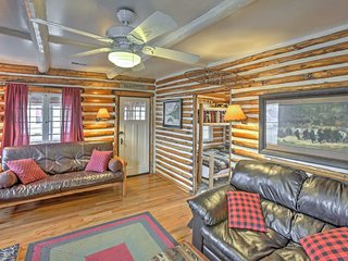 BEECHWOOD CABIN (Houghton Lake):August dates OPEN! Cozy, clean cabin!