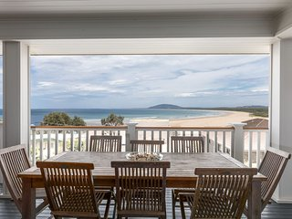 MISTRAL, Gerroa - Fantastic views of Seven Mile Beach!