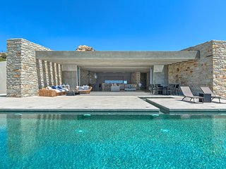 4 Bedrooms Mylo Villa Ios Cyclades Free Car