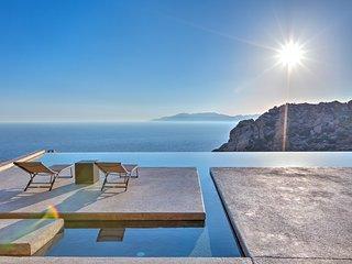 Mylo Villa 5 Bedrooms Sea View Villa Mylopotas Ios