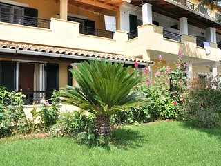 Ground floor Apartment with sea view at Lidovois House in Pelekas Beach,Corfu