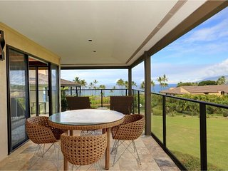 Newly Renovated Second Floor 2 BDRM Condo Wailea Elua # 2304