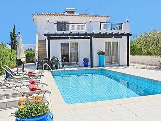 Villa Anemone: Charming villa with private pool close to the beach