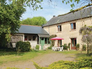 3 bedroom Villa in La Nouaye, Brittany, France : ref 5522081