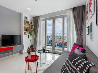 KIRAKUAN Precious ☆LUXURY flat ,free POOL