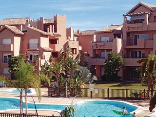 2 bedroom Apartment in La Manga del Mar Menor, Murcia, Spain : ref 5549847