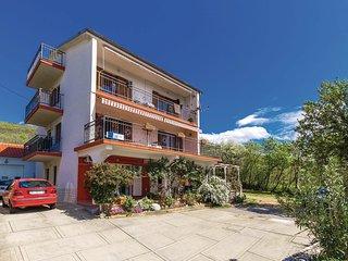 1 bedroom Apartment in Dramalj, Primorsko-Goranska Županija, Croatia : ref 55648