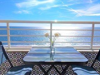 JUNTO AL MAR Rincón de la Victoria MALAGA COSTA DEL SOL relax frente a la playa