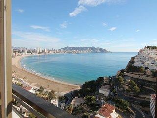 1 bedroom Apartment in La Cala de Benidorm, Valencia, Spain : ref 5558986