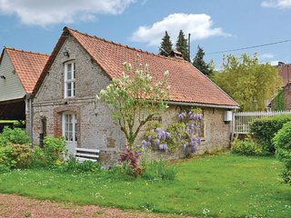 1 bedroom Villa in Le Plessiel, Hauts-de-France, France : ref 5539352