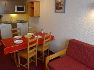 1 bedroom Apartment in Val Thorens, Auvergne-Rhône-Alpes, France : ref 5051067