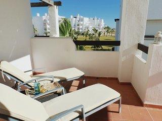 2 bedroom Apartment in Las Pedrenas, Murcia, Spain : ref 5547450