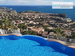 HMR Villas - Apartment Vista Mar - Moraira