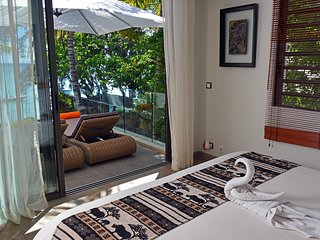 In the north of Mauritius,superb apartment by the sea to rent for holidays