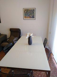 Mesa de 6 comensales