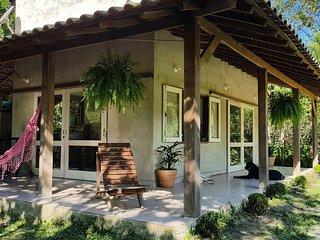 Casa Aconchegante Com Varanda