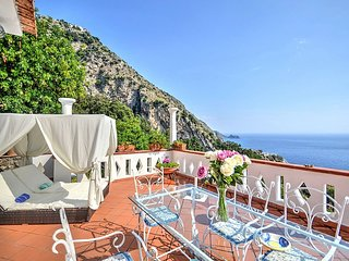 2 bedroom Villa in Praiano, Campania, Italy : ref 5228734