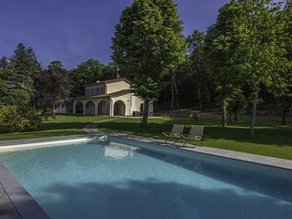 6 bedroom Villa in Agna, Tuscany, Italy : ref 5689777