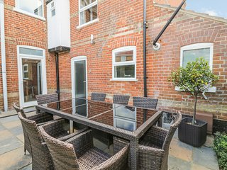 ST EDMUNDS, close to the beach, WiFi, in Mundesley