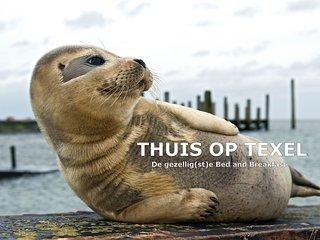'Thuis op Texel' de gezellig(st)e B&B op zeeniveau!