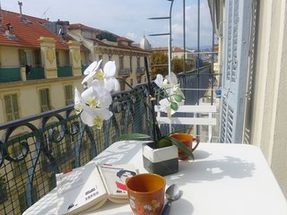 1 bedroom Apartment in Nice, Provence-Alpes-Côte d'Azur, France : ref 5541809