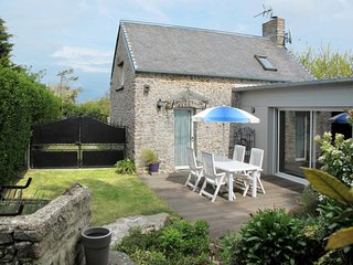 1 bedroom Villa in Saint-Germain-sur-Ay, Normandy, France : ref 5650192