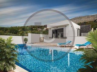2 bedroom Villa in Visak, Splitsko-Dalmatinska Zupanija, Croatia : ref 5689170