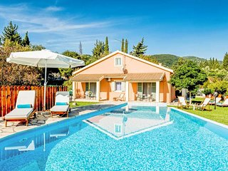 5 bedroom Villa in Papathanatika, Ionian Islands, Greece : ref 5687567