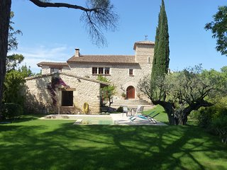 Cal Tomas. Historical home. Penedes wine country.