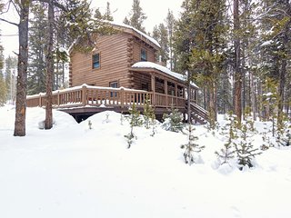 Boutique Cabin in Breckenridge, CO