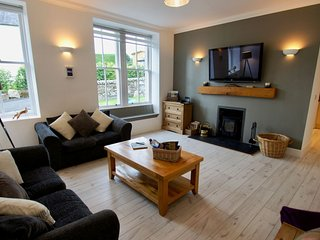 The Tighna, dog friendly self catering in Killin, Perthshire